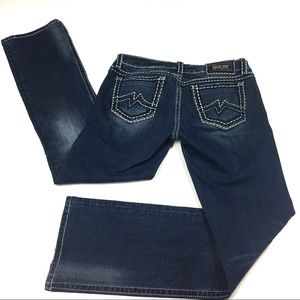 Miss Me Sunny Bootcut Jeans Size 31
